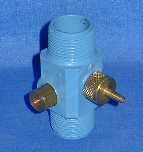 well water aerator